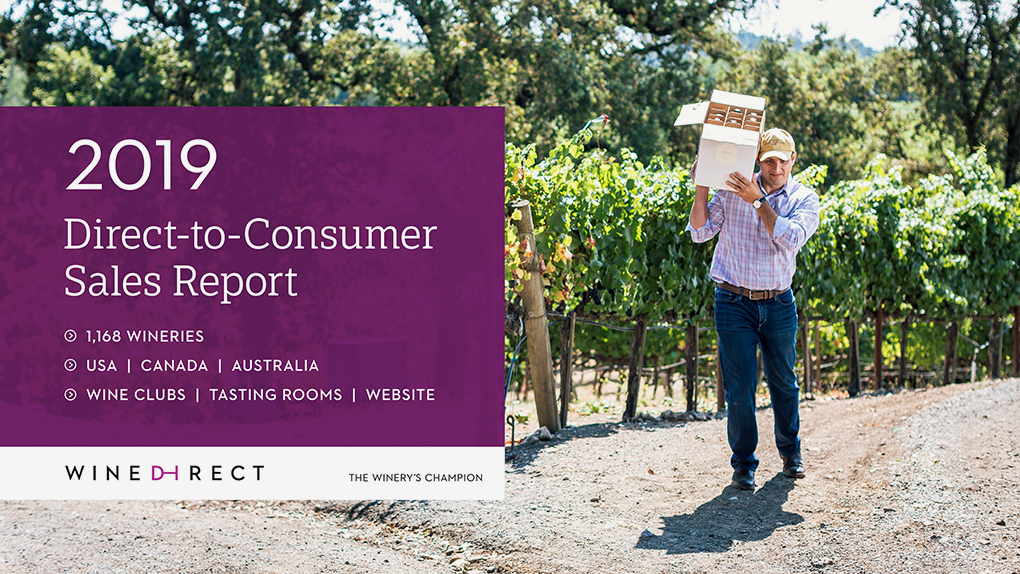 Cover to Wine Direct Trend Report
