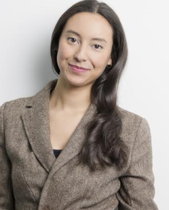 Headshot of Olive Miller