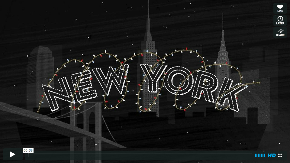 Season's greetings from Cadwalader - Thinkso