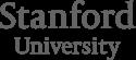 Stanford University logo.